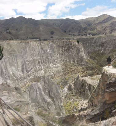 Mirador Río Toachi