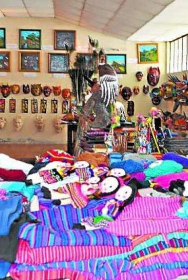 Galeria de Artes Tigua