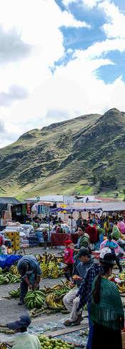Feria Indígena Zumbahua (Sábado)