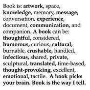 Camberwell MA Book Arts