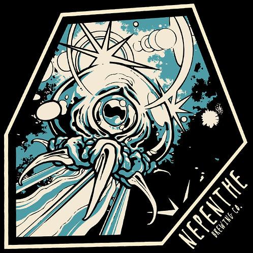 SPACE JELLYFISH STICKER
