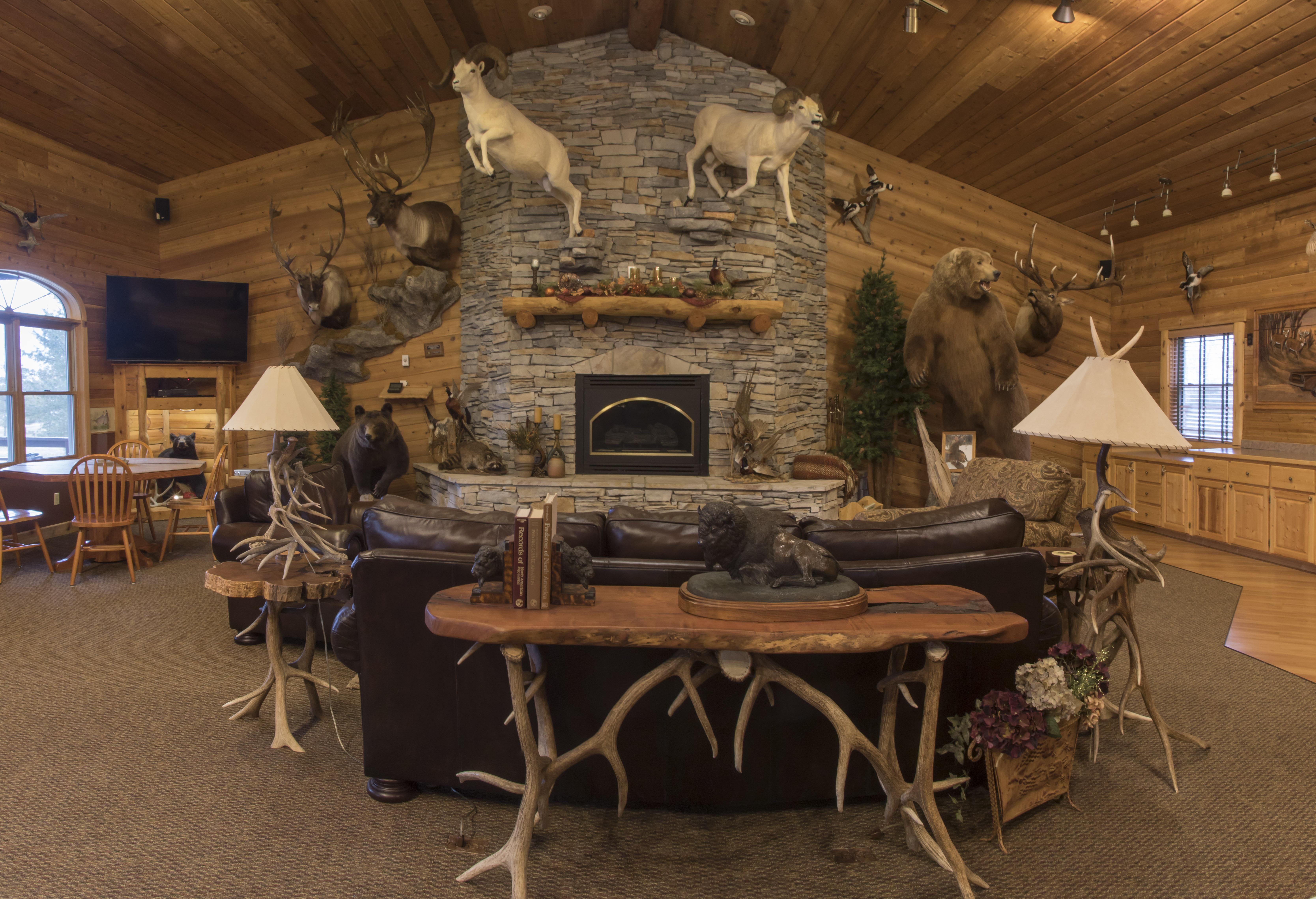 The lodge at Stukel's