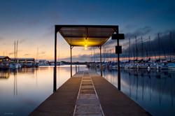 Lewis and Clark Lake Marina