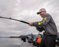 Alaska halibut,sam stukel