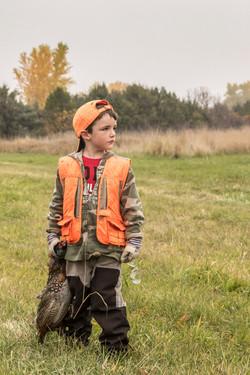 Dawson Stukel - pheasant guide