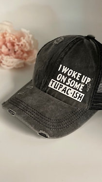"""Tupac-ish"" Cap"