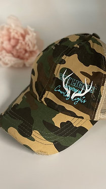 """""""Country Life"""" Cap"""