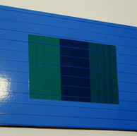 """ unter Blau "", 2003"