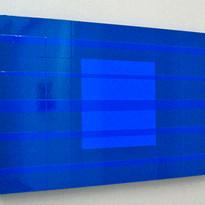 """""""blaues Quadrat"""""""