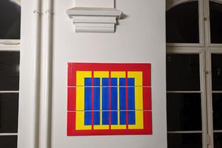 """""""3 blaue boards"""", 2019"""