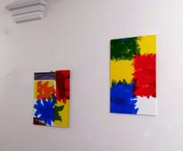 paintings, 2020