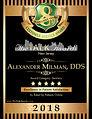 TALK_Alexander Milman DDS_18SILVER_8YEAR