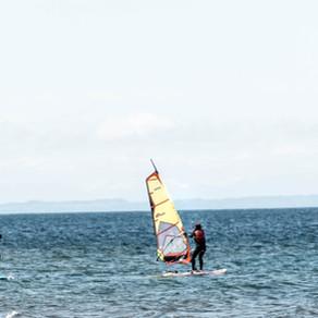 Windsurf en Puerto Varas