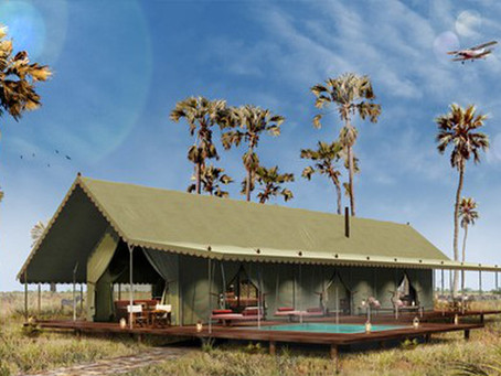Jack's Camp in Makgadikgadi, Botswana, is closing for a rebuild