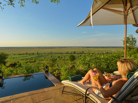Ngoma Safari Lodge joins Machaba Safaris