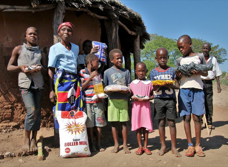 Victoria Falls Lodge continues to support the Gogo Project