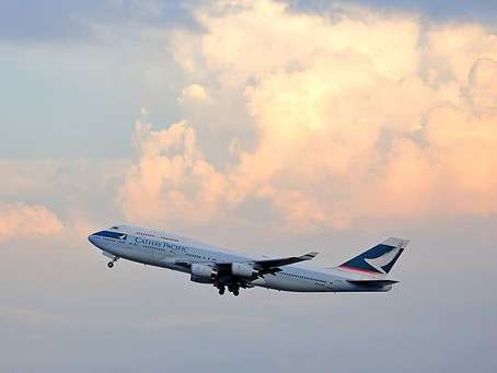 Cathay Pacific to resume Hong Kong - Cape Town route