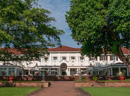 Victoria Falls Hotel to receive refurbishments