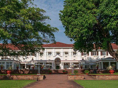 Victoria Falls Hotel to receive refurbishments