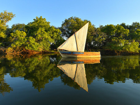 Dhow cruises available in Victoria Falls, Zimbabwe