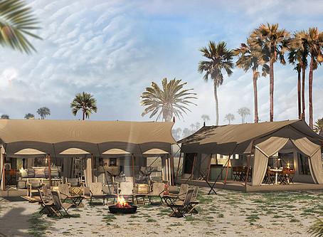 New camp to open in Nxai Pan, Botswana