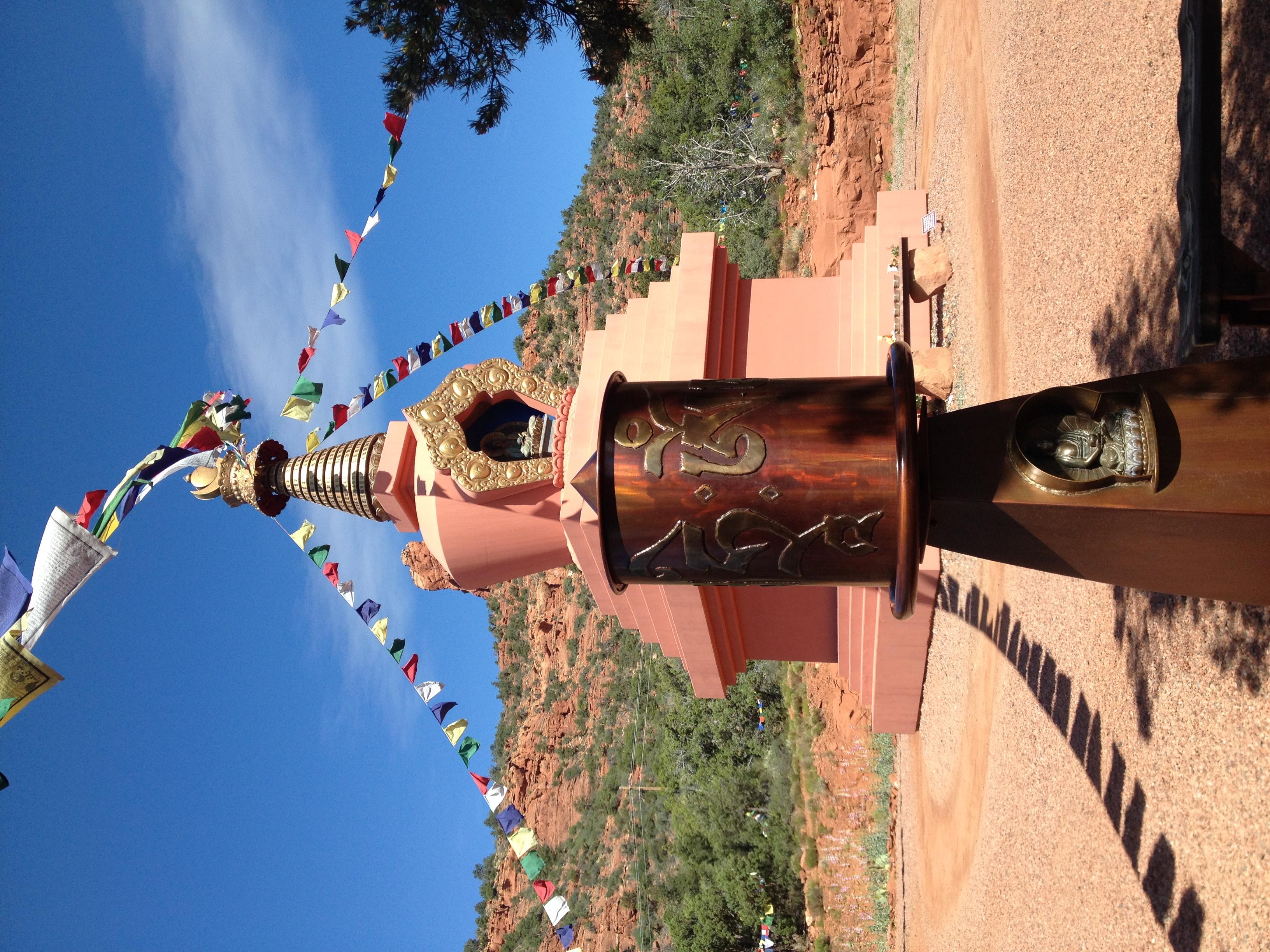 Amitabha Stupa Peace Park
