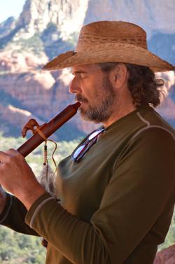 Bear's Flute Music
