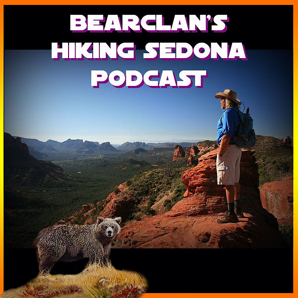 Bearclans Hiking Sedona Podcast Logo.jpg