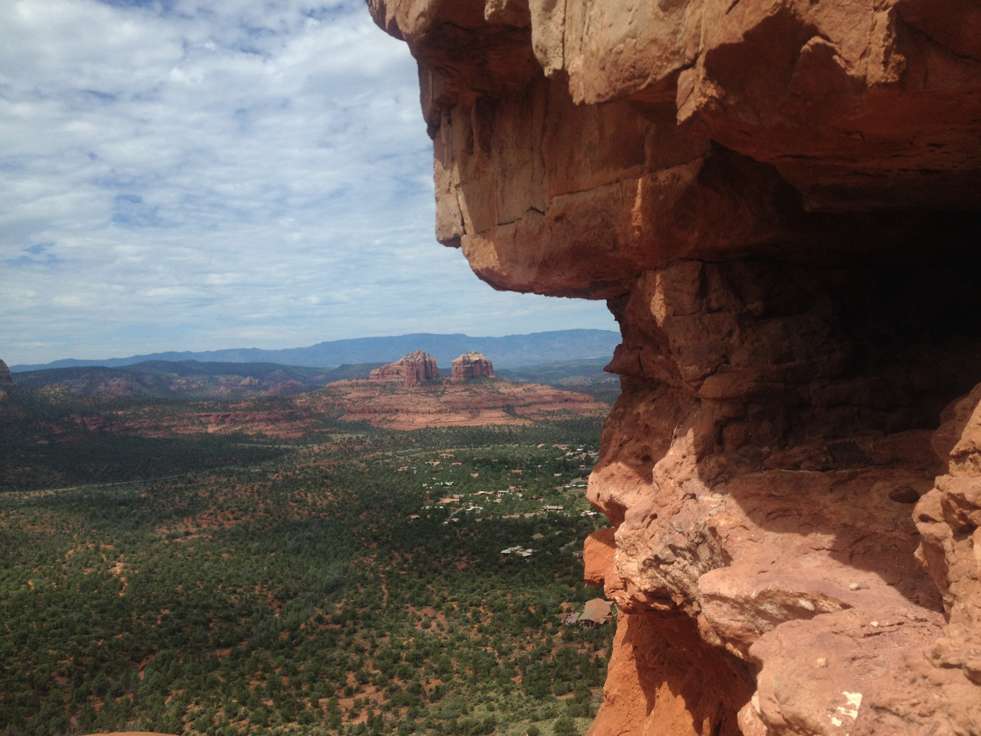 Endless faces of Sedona