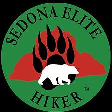 Sedona Elite Hiker Embroidered Badge 2.p