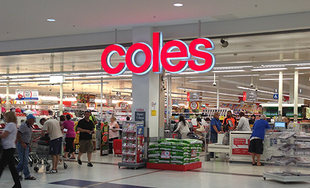 Coles Oasis, Darwin