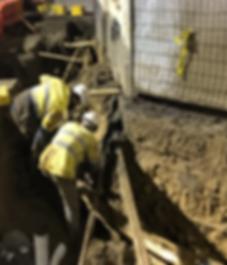 Decon Manhole civil works melbourne