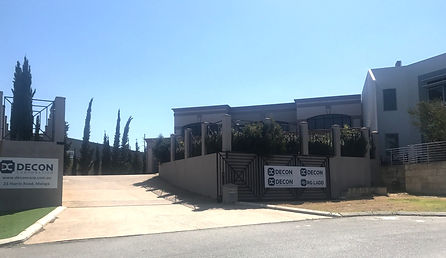 Decon Perth head office