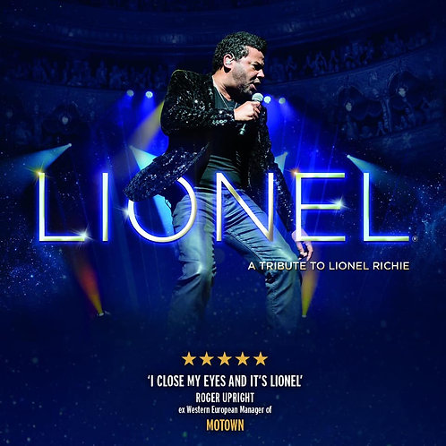 Lionel Ritchie @ The Bank 19th June