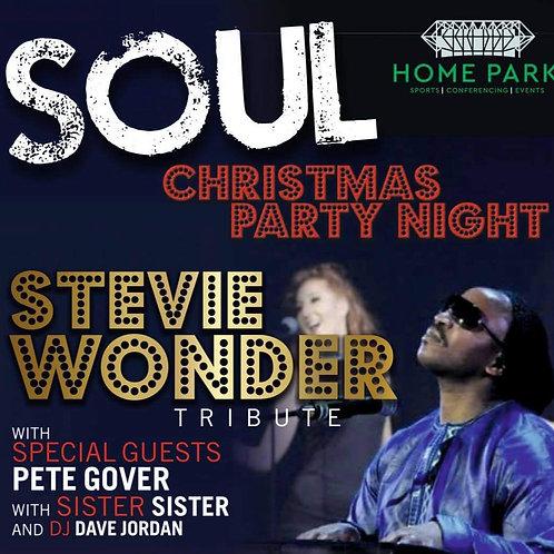 Stevie Wonder Christmas Party