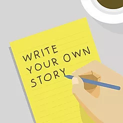 3 Ways to Write a Better Life Story in 2020