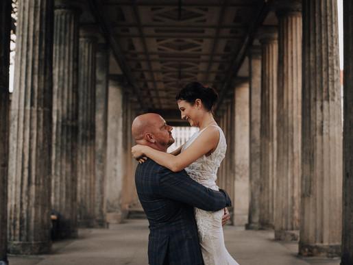 Sesja ślubna w Berlinie