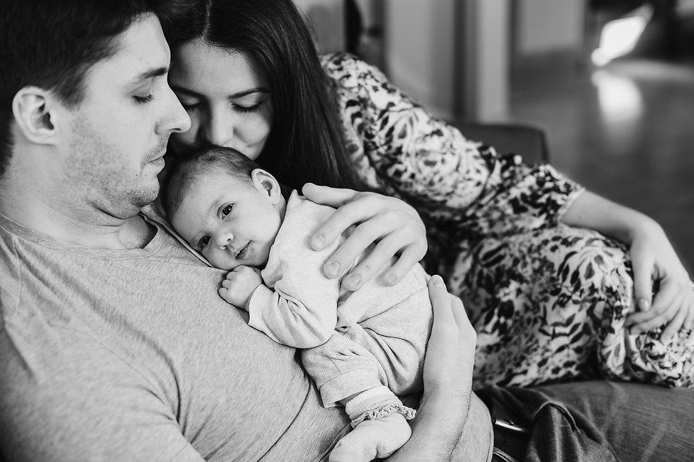 Zosia i rodzice 19.01.19 by An Piotrowsk