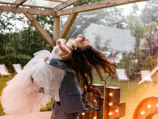 Ślub plenerowy | Stodoła Czereśniowy Sad