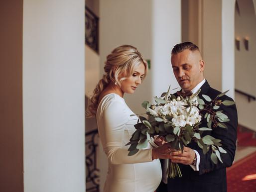 Ślub w Pałacu Ślubów w Warszawie | Ślub cywilny
