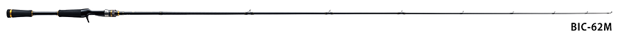 Major Craft Benkei Casting Rod