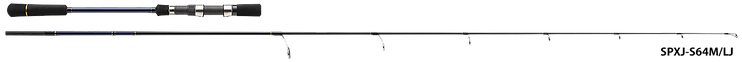 Major Craft Solpara Jigging Rod