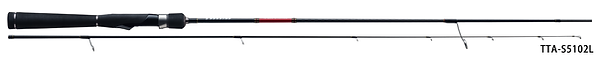 Major Craft Troutino Area Rod