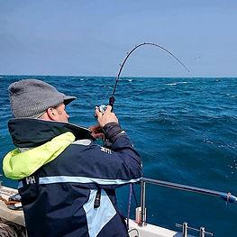 Major Craft Saltwater Boat Rods