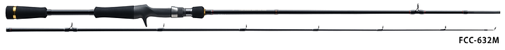 Major Craft Firstcast Bass Trigger Rod