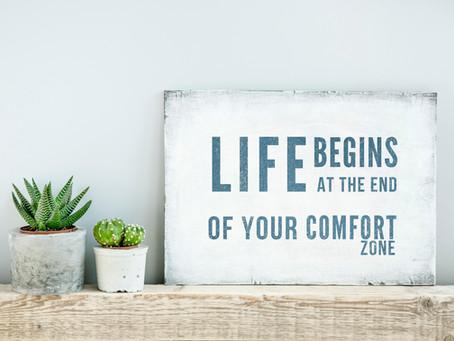 Come uscire dalla propria zona di comfort