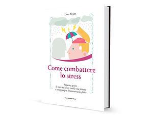Copertina libro come combattere lo stres