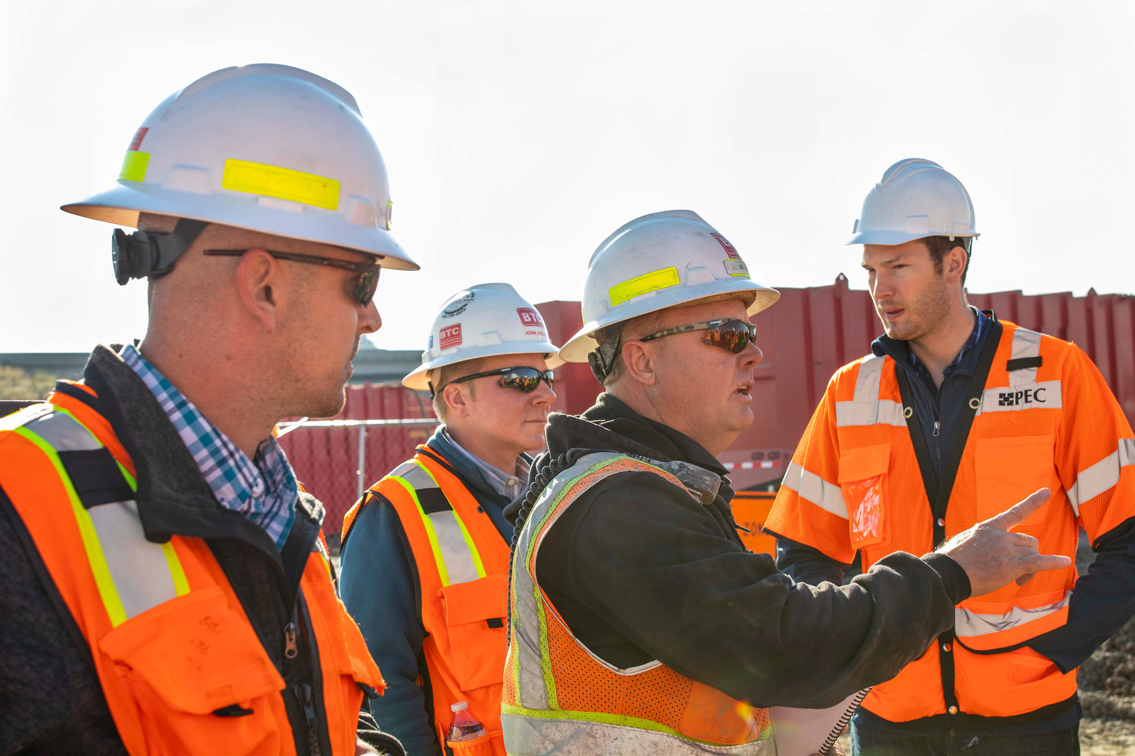 On Site Review of JHA
