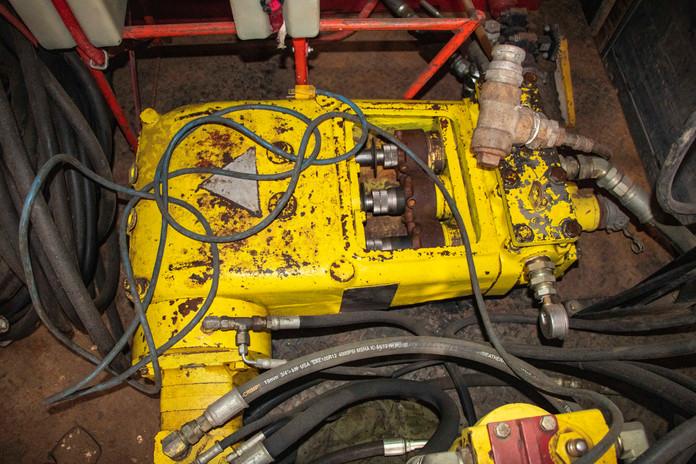 High Pressure Mud Pump System