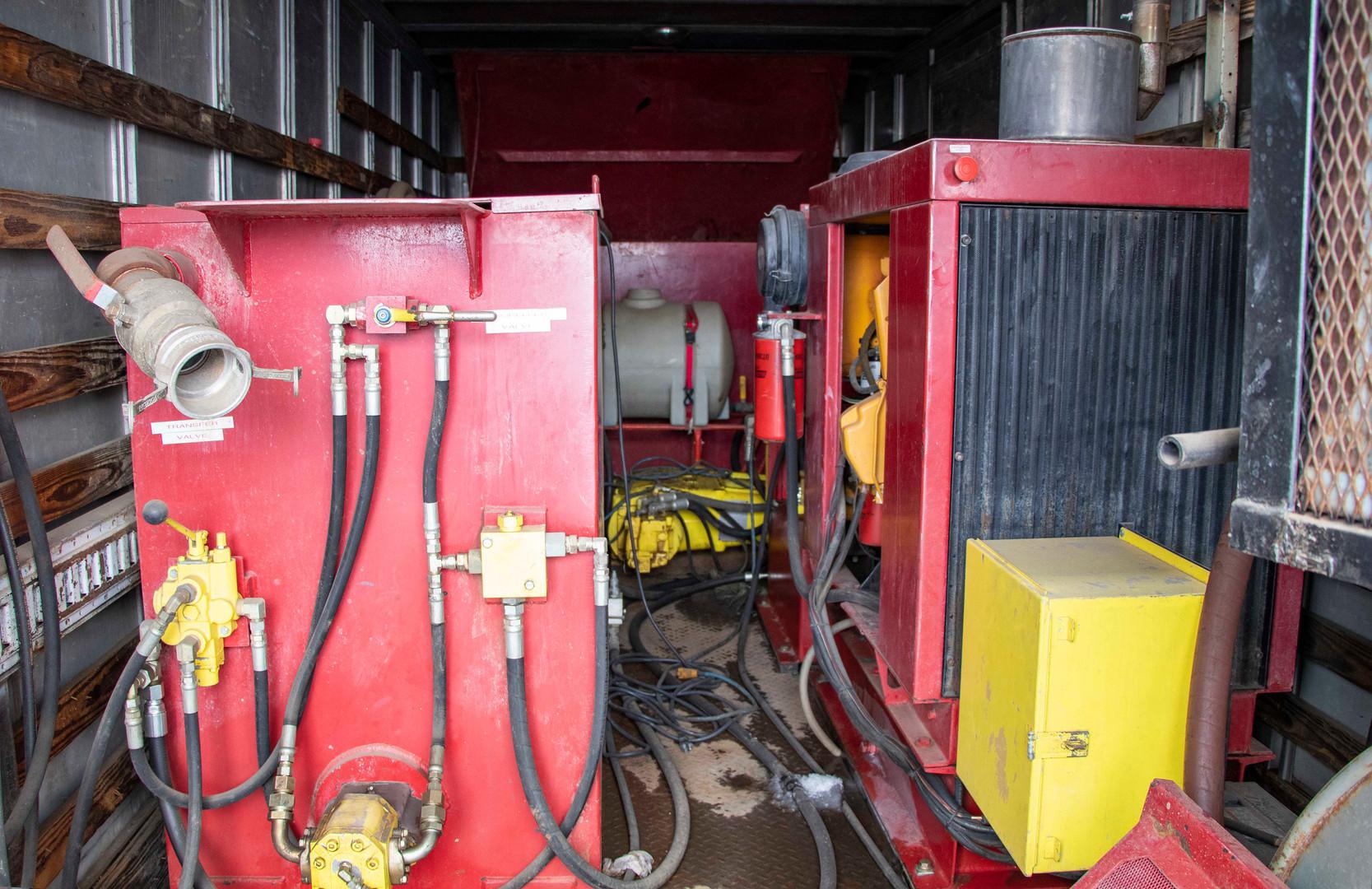 High Pressure Pump System
